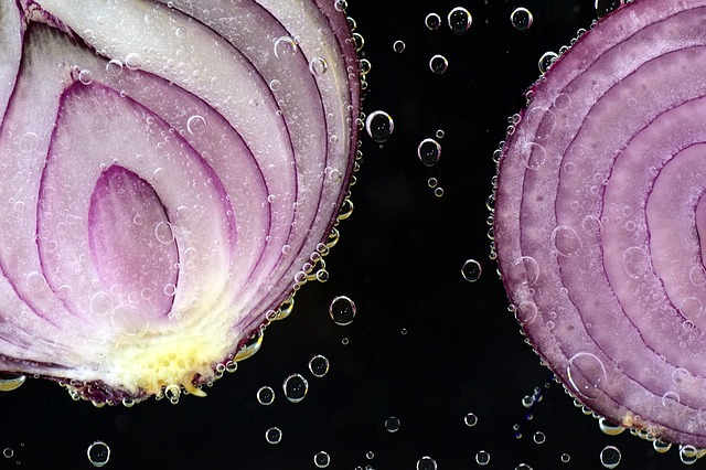 onions to repel cockroaches